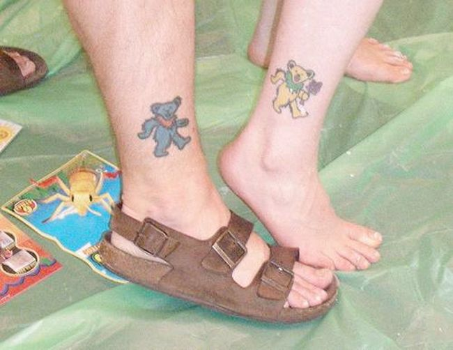 Bad Couple Tattoos