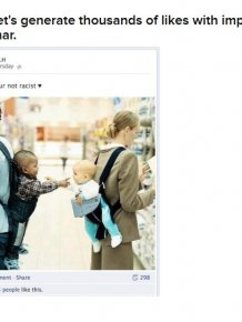 Stupid Facebook Posts