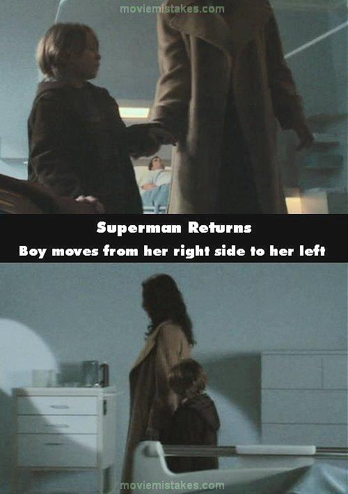 Movie Mistakes