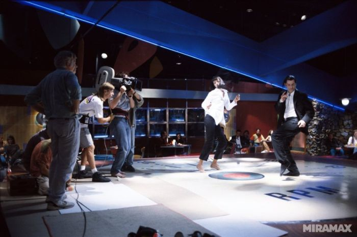 "Behind the Scenes of ""Pulp Fiction"""