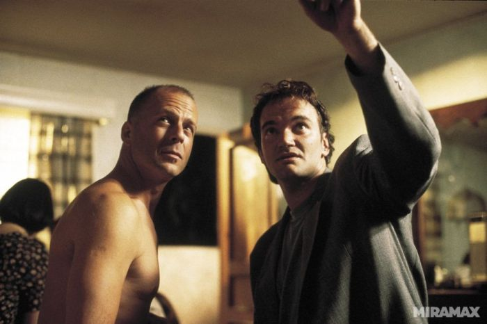 """Behind the Scenes of """"Pulp Fiction"""""""