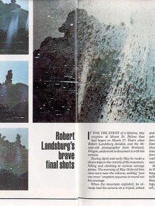 Last Pictures of Robert Landsberg