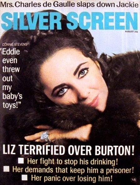 Elizabeth Taylor and Richard Burton Love Story