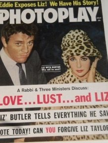 Elizabeth Taylor and Richard Burton Love Story