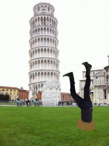 Hey Internet. Please Fix Our Pisa Photo