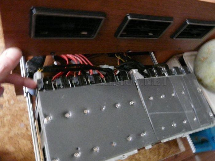 Weird Nightstand Computer Case Mod