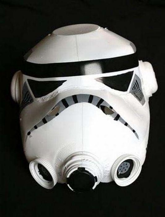 DIY Trooper Mask