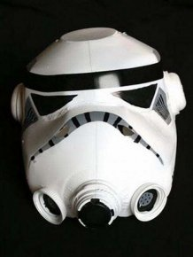 DIY Trooper Mask