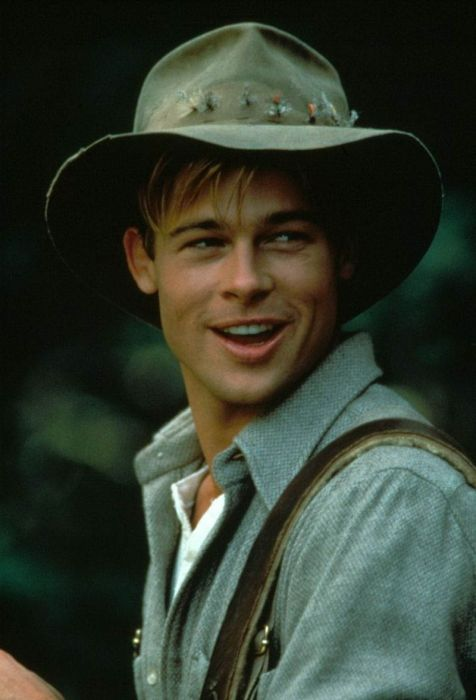 Brad Pitt Filmographie