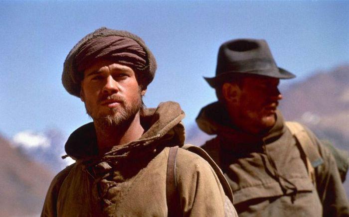 Brad Pitt Filmography