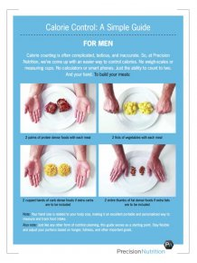 A Simple Guide to Calorie Control
