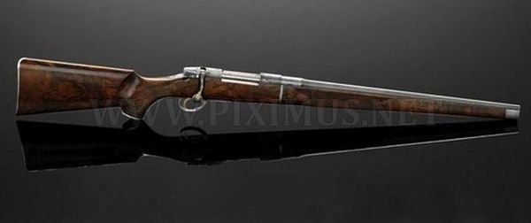 Awesome Rifle For 820,000 Dollars