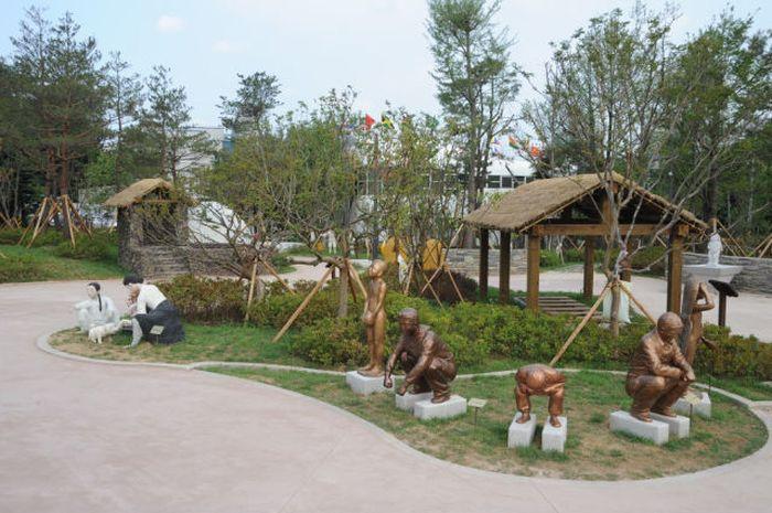 This Theme Park is SO Weird