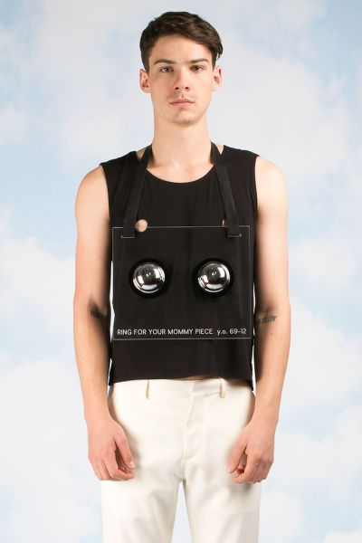 Men's Fashion Line by Yoko Ono