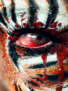 Eye Artworks by Svenja Schmitt
