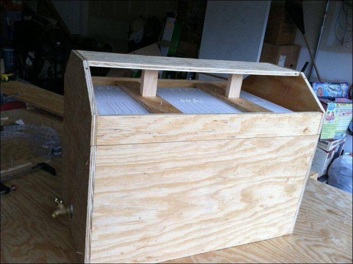 treasure chest cooler plans