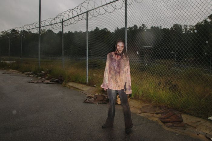 "Behind the Scenes of ""The Walking Dead"""