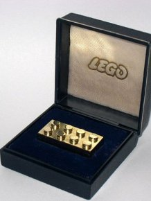 World's Most Expensive Piece of Lego