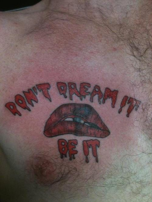 Terrible Tattoos