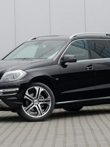 Mercedes-Benz GL by Brabus