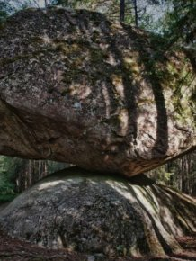 Kummakivi Stone