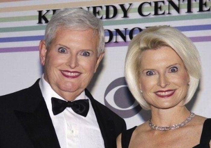 Very Disturbing Face Swaps