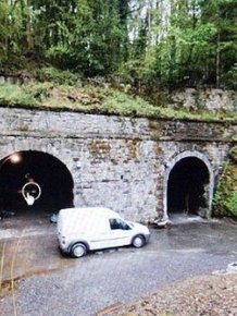 What is Hidden Inside an Abandoned Railroad Tunnel