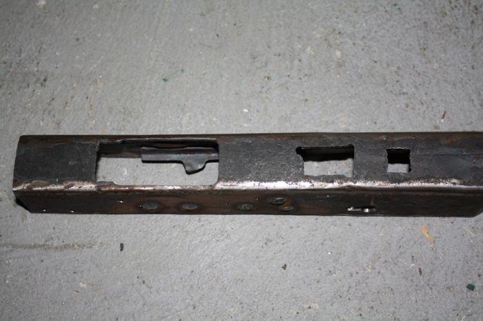 AK-47 Made out of a Shovel