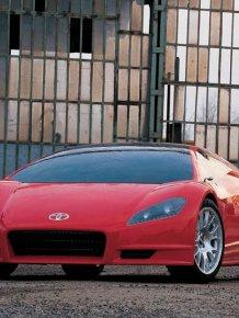 Toyota Alessando Volta concept