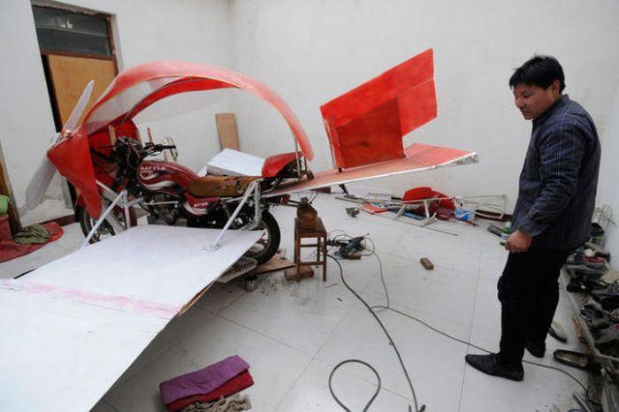 Homemade Plane