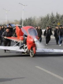 Homemade Plane