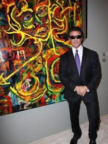 Celebrities and Their Paintings