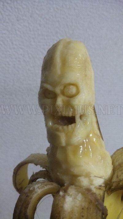 Amazing Banana Art