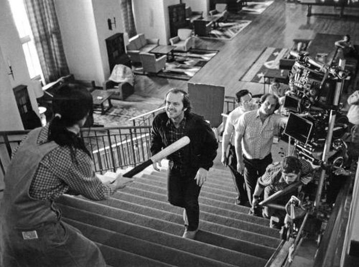 Behind the Scenes of the Famous Movies, part 3