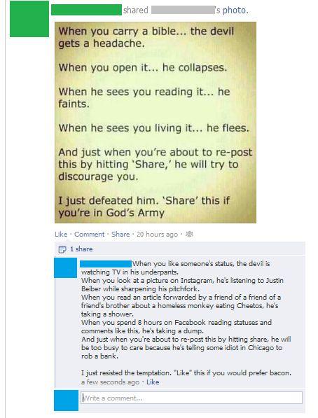 Art of Trolling, part 4