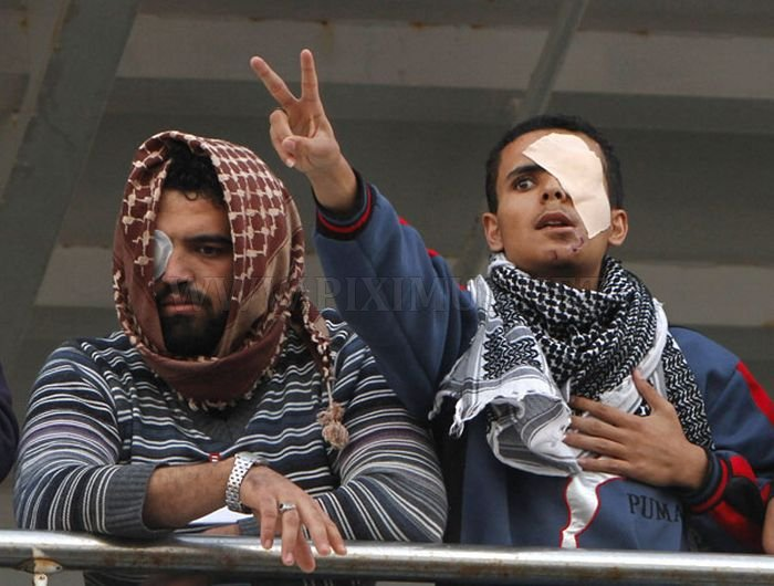 Faces of Libyan Revolution