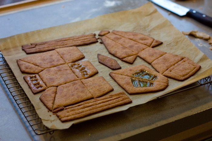 Gingerbread Serenity