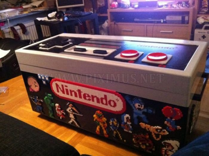 Cool NES Coffee Table
