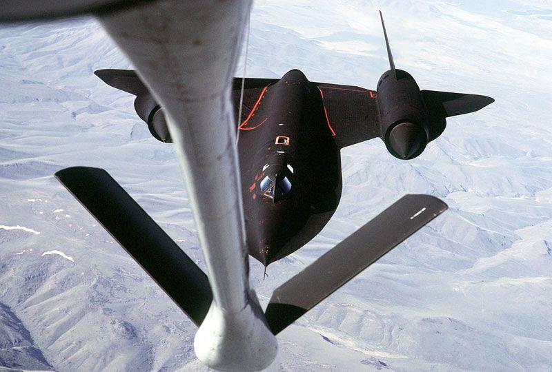 Lockheed SR 71 Blackbird - The Fastest Airplane in the World