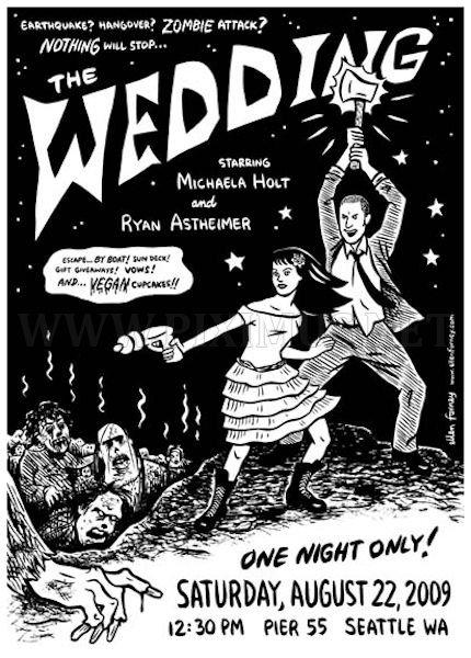 Funny and Creative Wedding Invitations