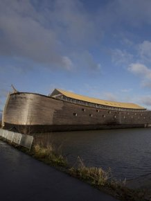 Noah's ark in full size