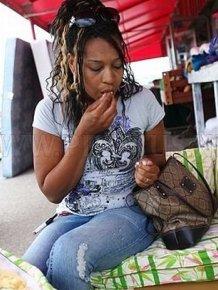 The Woman Who Eats Sofas