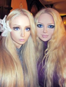 Real-Life Dolls