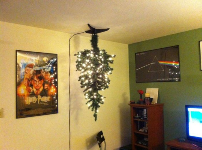 Anti Cat Christmas Tree Others