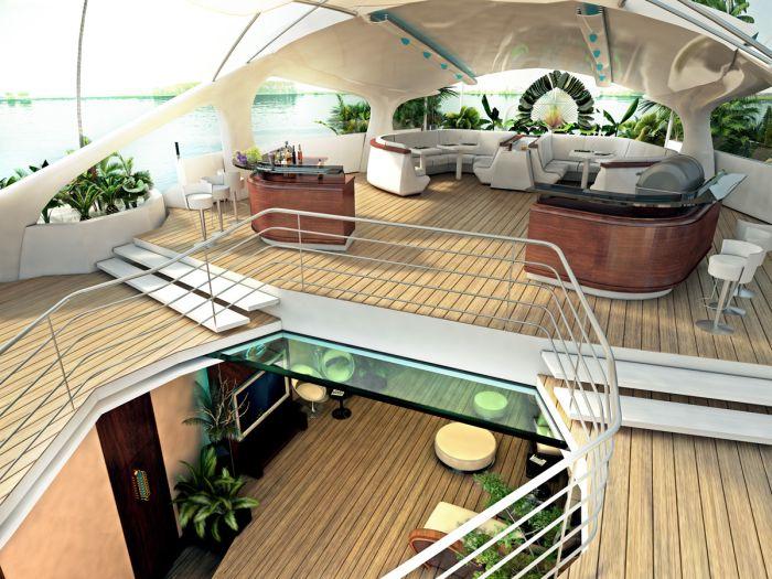 Yacht Island Design yacht island | others