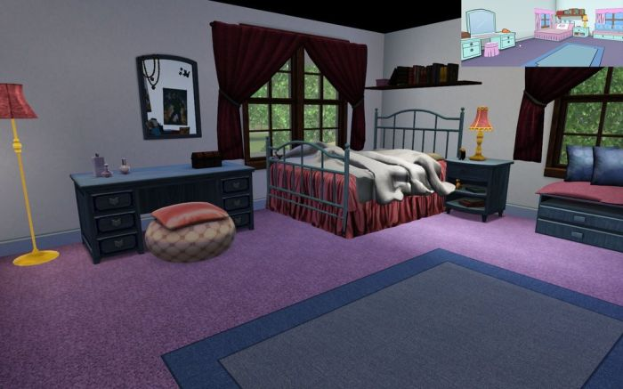 Griffin's House in 3D