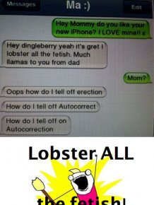 Autocorrects Fails