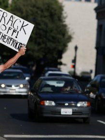 The Best Protest Signs Of 2012