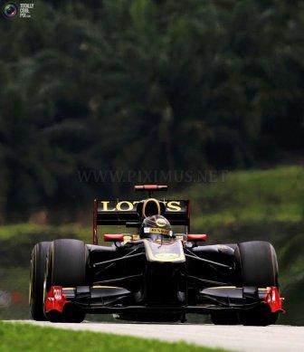 Formula 1 Malaysian Grand Prix 2011