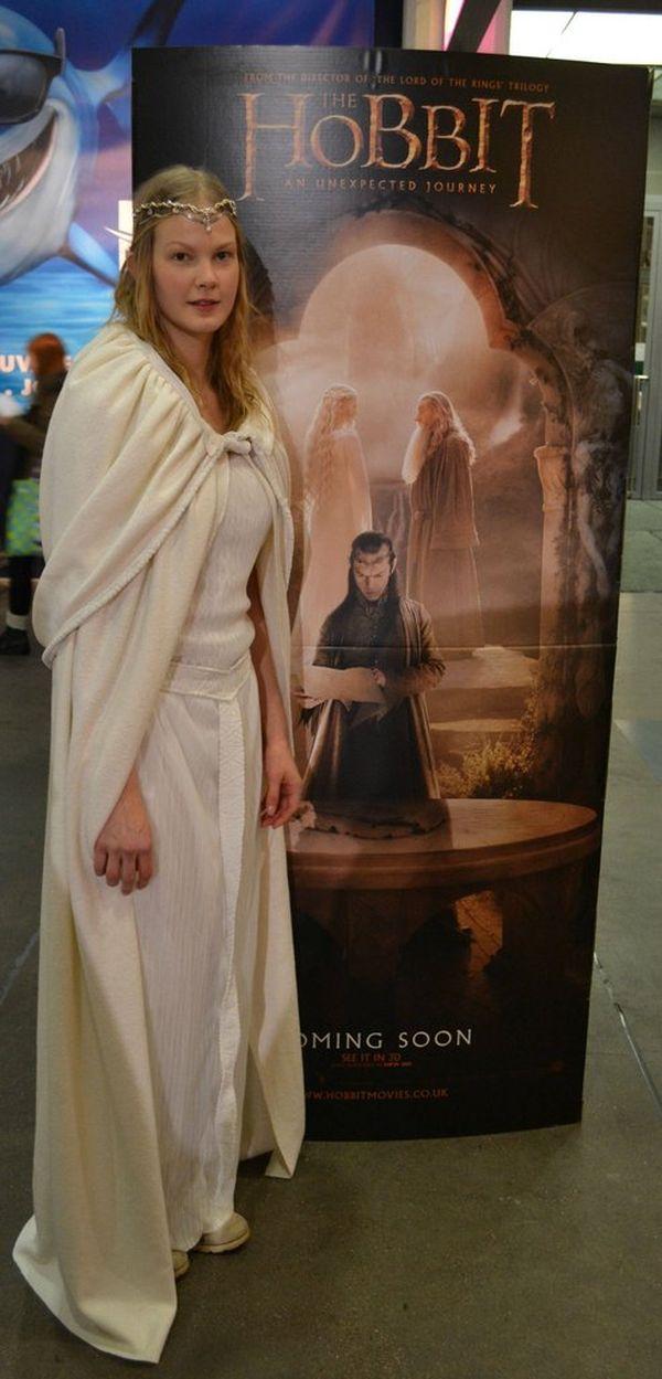 Costume for The Hobbit Premier